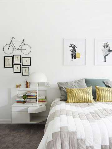 Small touches of white bedroom 7 - Μικρές πινελιές σε λευκή κρεβατοκάμαρα