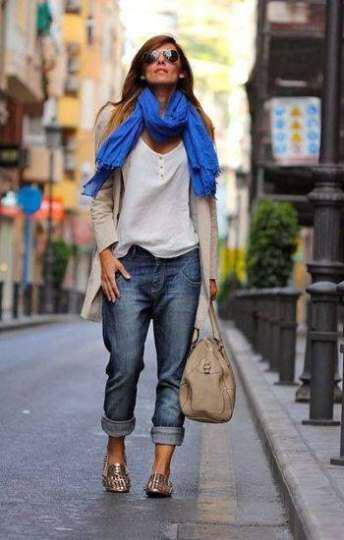 boyfriend jeans 2 - Άνεση με boyfriend jeans