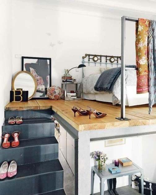 clever ideas for storing shoes 1 - Απλές και έξυπνες ιδέες για να αποθηκεύεις τα παπούτσια