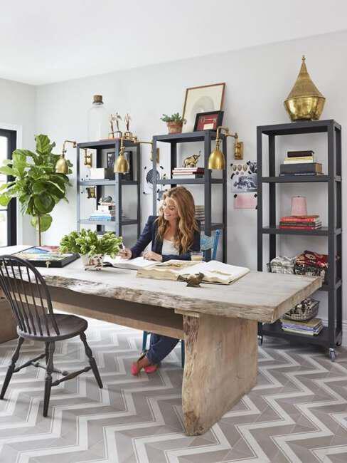 home office 1 - Super ιδέες για να βάλεις γραφείο στο σπίτι σου