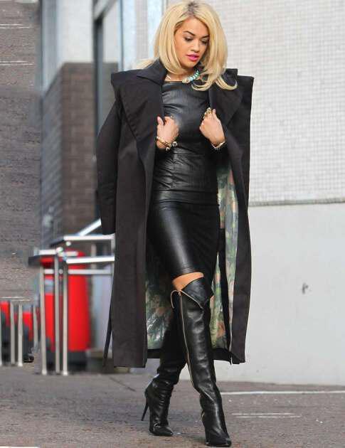 The super chic style of Rita Ora 4 - Το super chic style της Rita Ora
