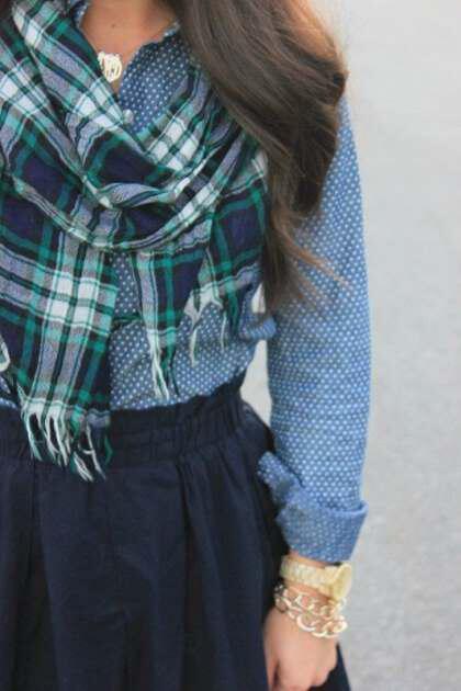 Wear polka dots this winter 2 - Φορέστε πουά φέτος τον χειμώνα