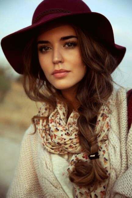 bohemian hairstyle 3 - Αποκτήστε ένα μποέμικο χτένισμα