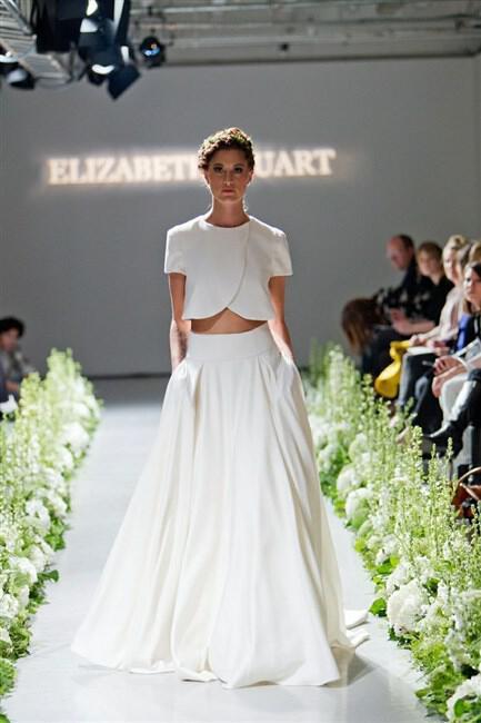 bridal skirt 2 - Επέλεξε νυφική φούστα αντί για φόρεμα