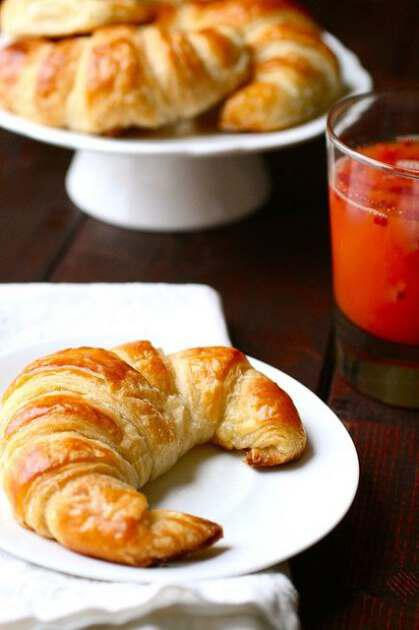homemade croissants - Φτιάξε υπέροχα σπιτικά croissants