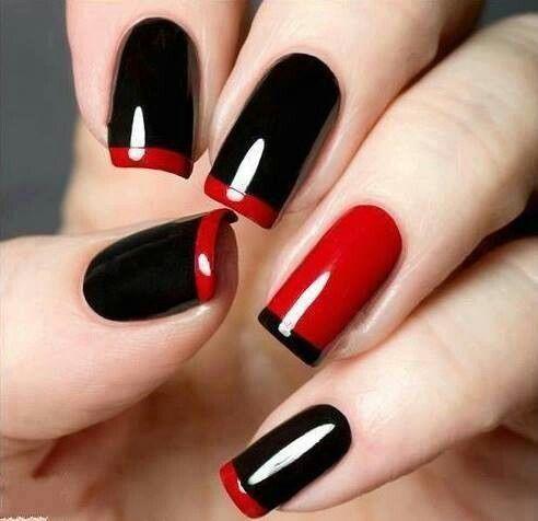 jpg76 - Οι καλύτερες προτάσεις για κόκκινα νύχια