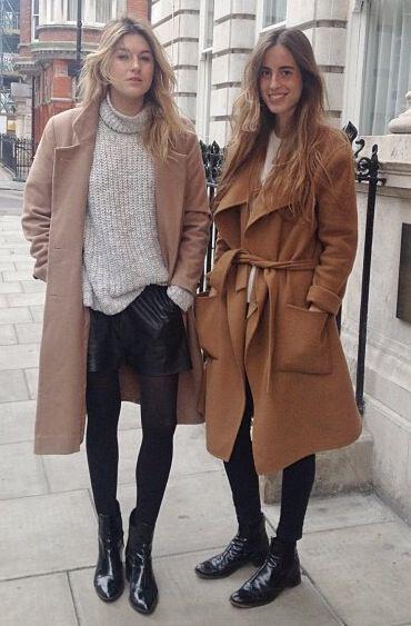 chimoniatiko street style tou londinou - To χειμωνιάτικο street style του Λονδίνου