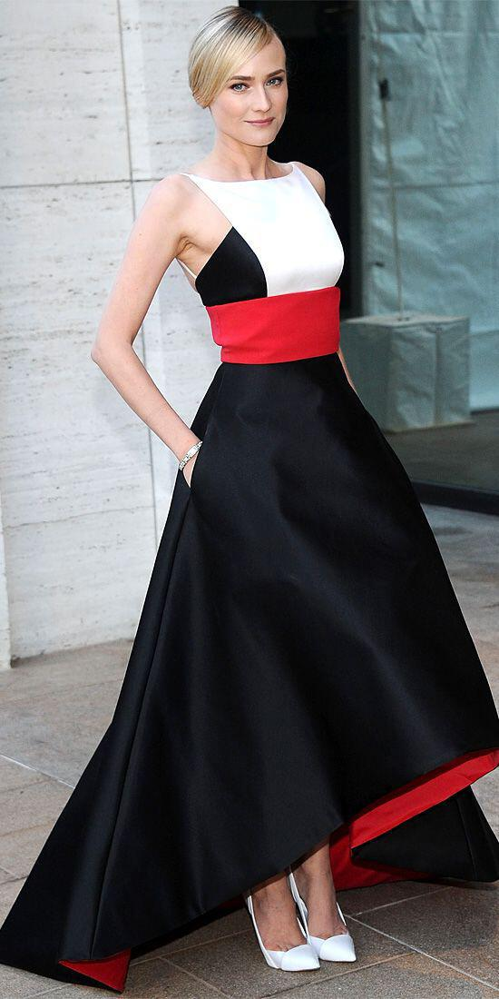 The gallery for --> Diane Kruger Red Carpet 2014