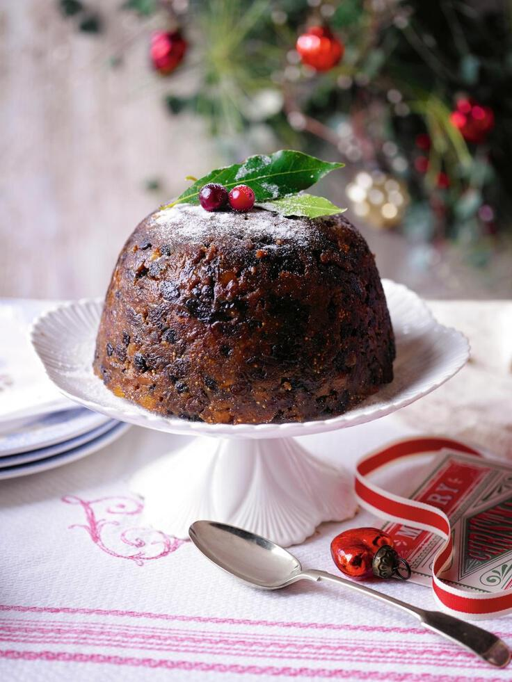 ftiaxe glikia christougenniatiki poutigka1 - Φτιάξε γλυκιά χριστουγεννιάτικη πουτίγκα