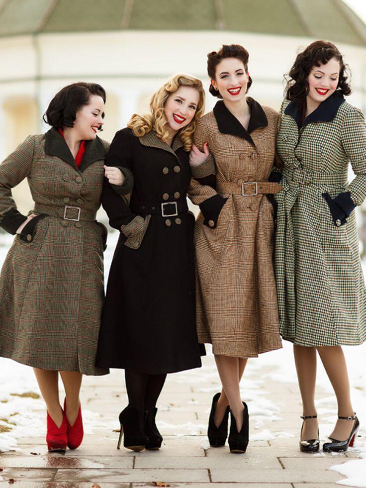 ntisou vintage chimona4 - Ντύσου vintage το χειμώνα