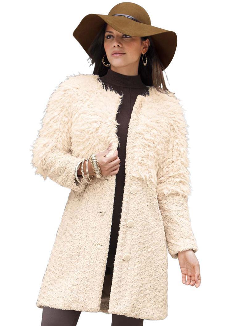 pos na valis faux fur echis parapanisia kila3 - Πώς να βάλεις faux fur αν έχεις παραπανίσια κιλά