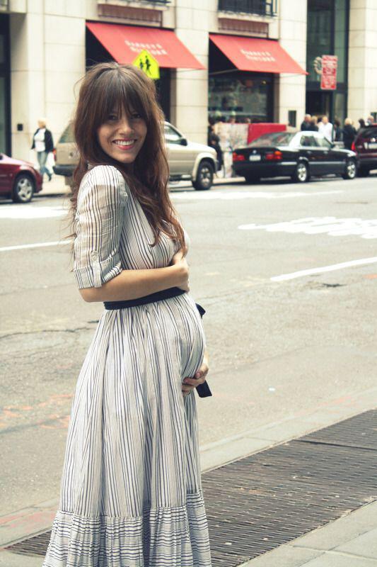 e62694e43288 Stylish συνδυασμοί για φορέματα εγκυμοσύνης ...