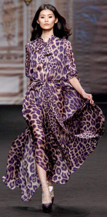 ta pio eortastika animal print foremata1 - Τα πιο εορταστικά animal print φορέματα
