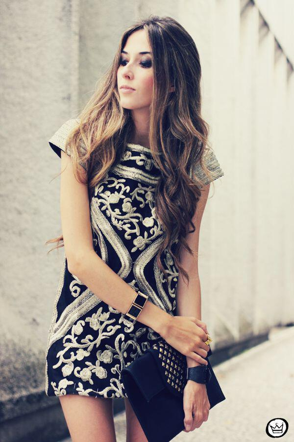 ta pio stylish baroque foremata4 - Τα πιο stylish baroque φορέματα