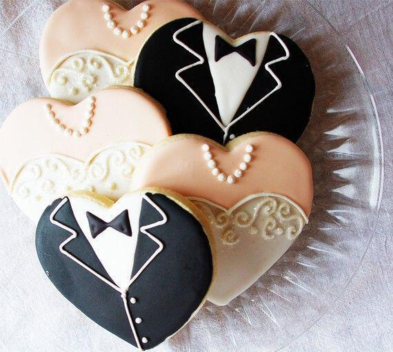 exipnes idees gia mikra glika gia gamo3 - Έξυπνες ιδέες για μικρά γλυκά για γάμο