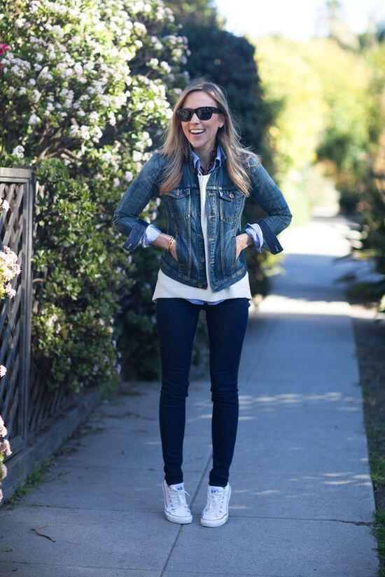 The Youthful Street Style Of Scarlett Johansson Page 3