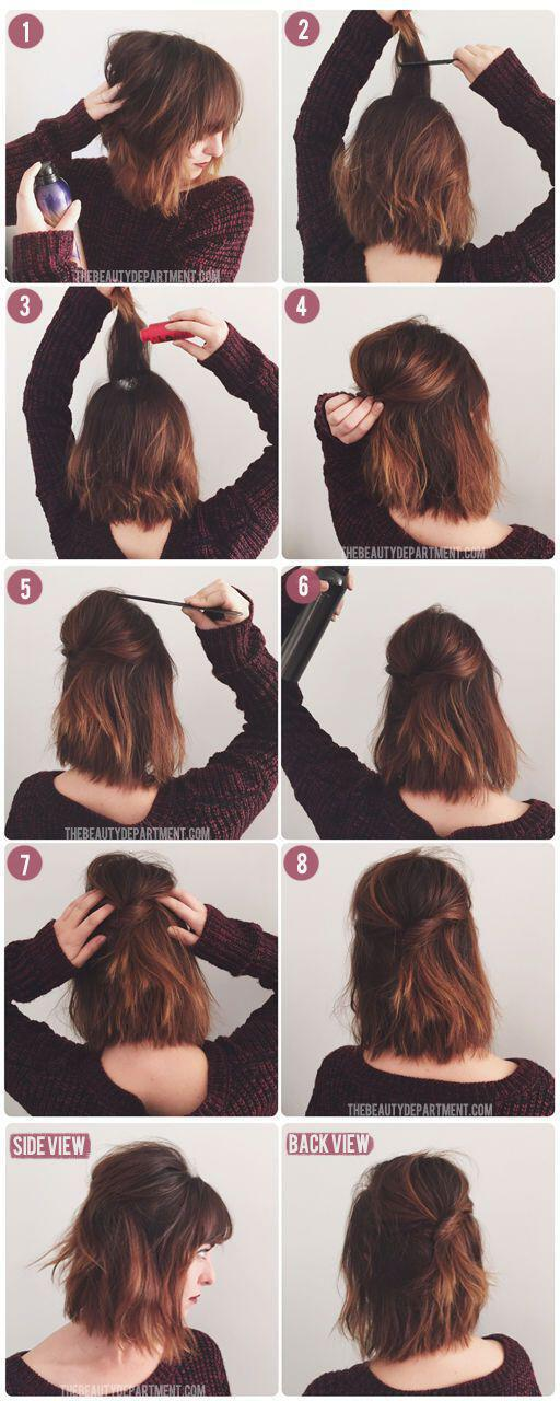 Amigurumi Short Hair Tutorial : dare the lob hair collection201.com