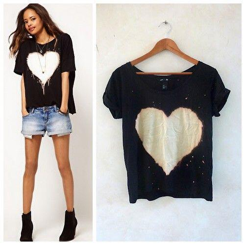 vale mplouza kardies3 - Βάλε μπλούζα με καρδιές