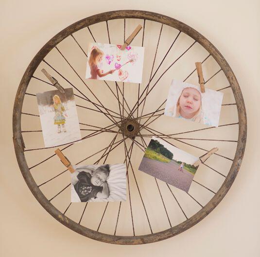 vale palio podilato sti diakosmisi tou spitiou4 - Βάλε το παλιό ποδήλατο στη διακόσμηση του σπιτιού