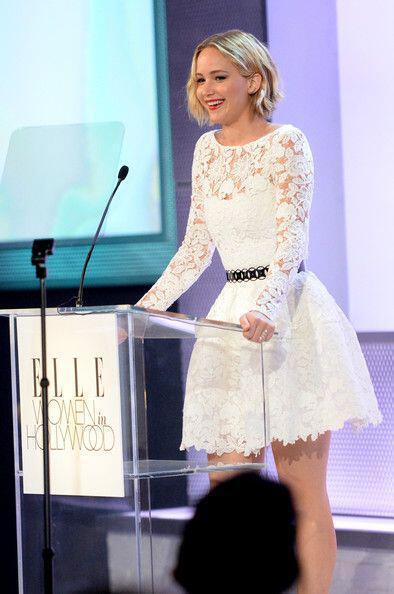 5aab620a11e Το λευκό φόρεμα των celebrities - dona.gr