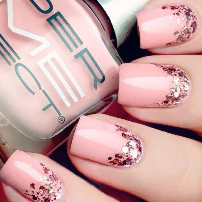sequin nichia gia olo to kalokeri4 - Sequin νύχια για όλο το καλοκαίρι