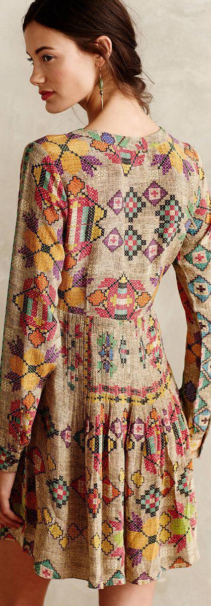 Τα πιο stylish έθνικ φορέματα - dona.gr 192f59f9887