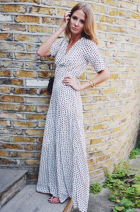 470bf89bfd01 Θηλυκά μακριά πουά φορέματα για το καλοκαίρι - Page 5 of 5 - dona.gr