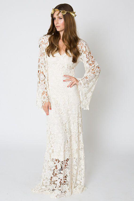 Προτάσεις για πλεκτά νυφικά φορέματα - dona.gr b9763588c6b