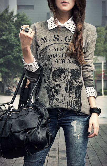 pos na foresis sosta ti casual ekdochi tou glam rock stil2 - Πως να φορέσεις σωστά τη casual εκδοχή του glam rock στιλ