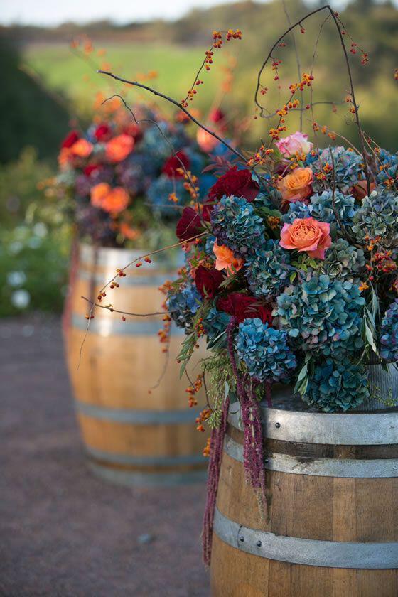 ta fthinoporina louloudia sto gamo sou4 - Τα φθινοπωρινά λουλούδια στο γάμο σου