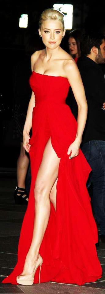 pare idees apo to mireo red carpet style tis amber heard3 - Πάρε ιδέες από το μοιραίο red carpet style της Amber Heard