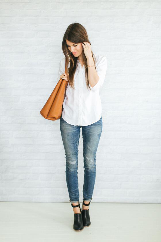 to lefko poukamiso protagonisti sto stil2 - Το λευκό πουκάμισο πρωταγωνιστεί στο στιλ