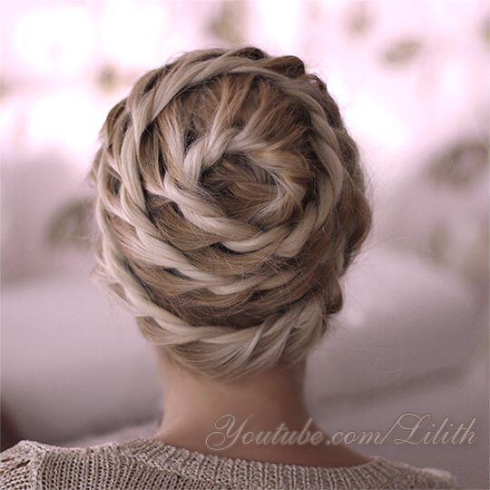 funky chtenismata gia makria mallia 2 - Funky χτενίσματα για μακριά μαλλιά