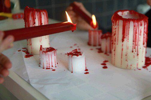 exipni diakosmisi gia to halloween - Έξυπνη διακόσμηση για το Halloween