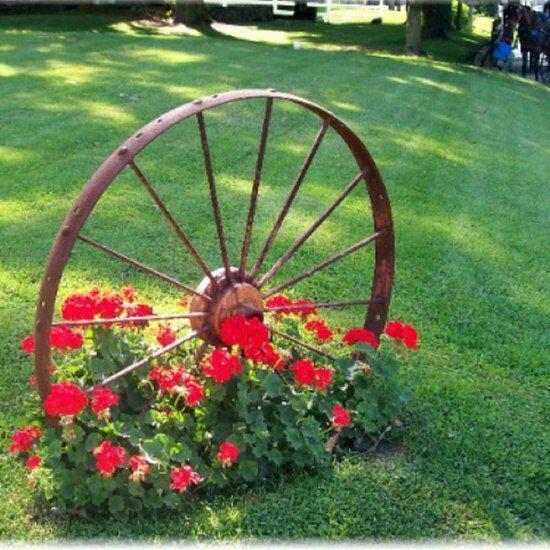 5 exipna tips gia to decor tou kipou sou 2 - 6 ιδέες για διακόσμηση κήπου εύκολη και οικονομική
