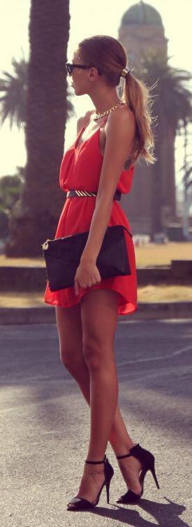 4af055ea351e 5 αέρινα κόκκινα φορέματα για τέλειο στιλ - Page 5 of 5 - dona.gr