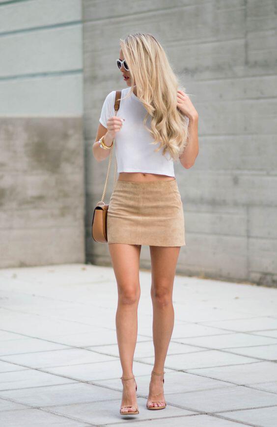 Πώς να ντυθείς κομψά με outfits σε μπεζ και άσπρο 6c94d67e241