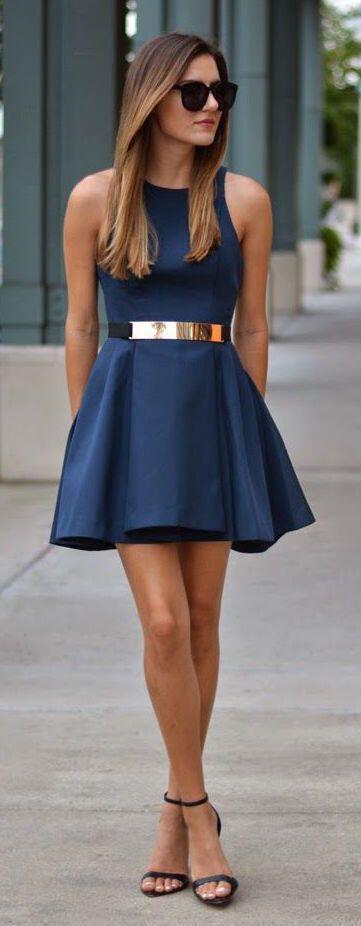pos na valis metalliki zoni se kalokerina outfits 1 - Πώς να βάλεις μεταλλική ζώνη σε καλοκαιρινά outfits