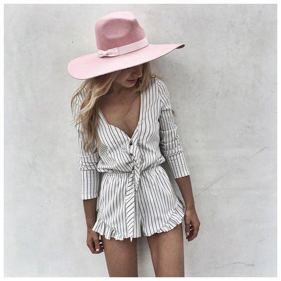 pos tha valis ena pastel kapelo fedora me stil 4 - Πώς θα βάλεις ένα παστέλ καπέλο fedora με στιλ