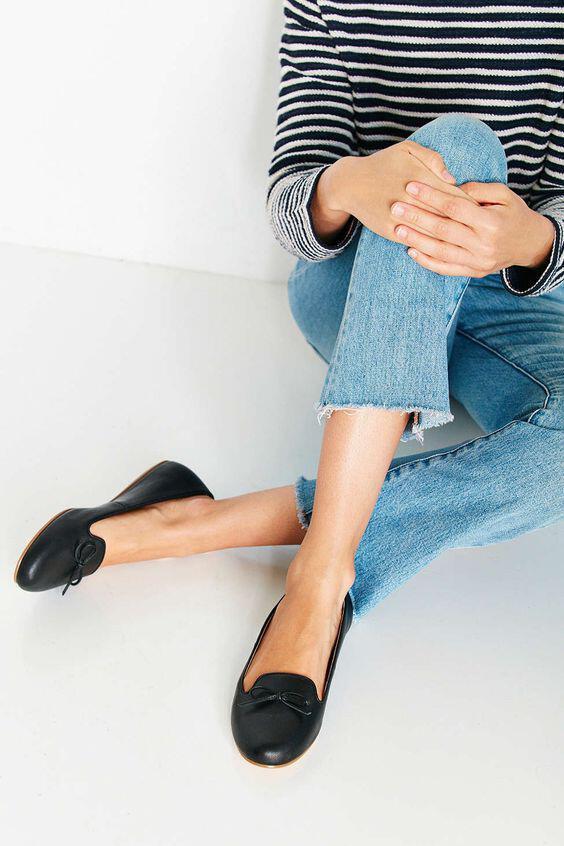91 flat papoutsia gia telio fthinoporino stil 4 - 9+1 flat παπούτσια για τέλειο φθινοπωρινό στιλ